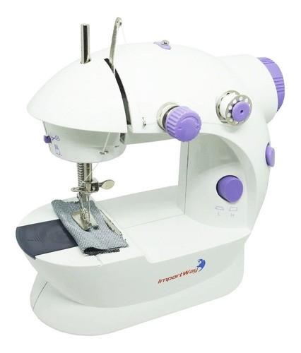 Mini Máquina De Costura Iwmc507 Portátil Importway