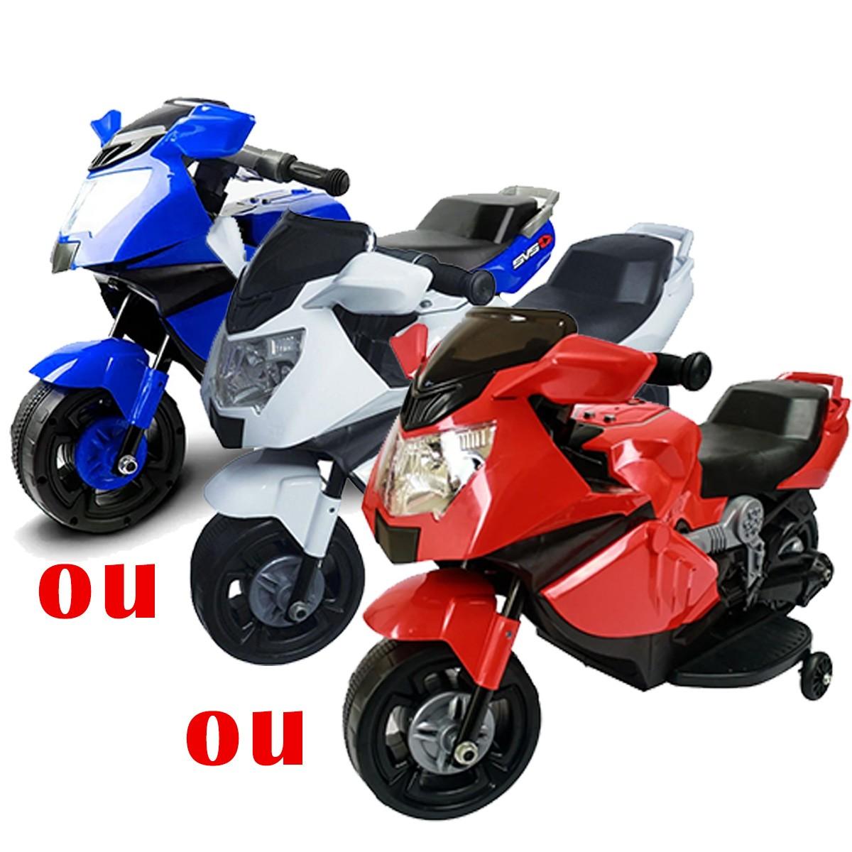 Mini Moto Elétrica Infantil Importway