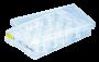 Placa para cultura de células aderentes 12 poços, fundo chato, tampa, estéril, individual, marca Sarstedt