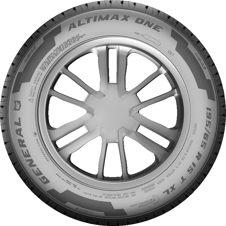 Pneu Aro 15 175/65R15 84H Altimax One General Tire By Continental