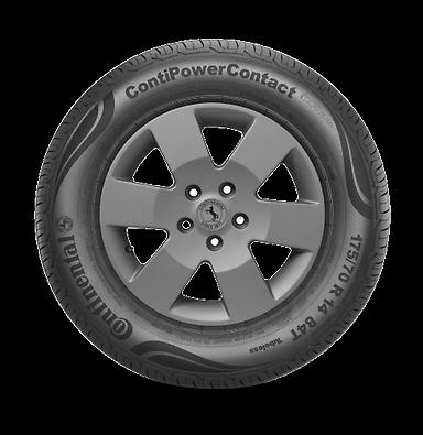 Pneu Aro 15 185/65r15 88H Continental ContiPowerContact