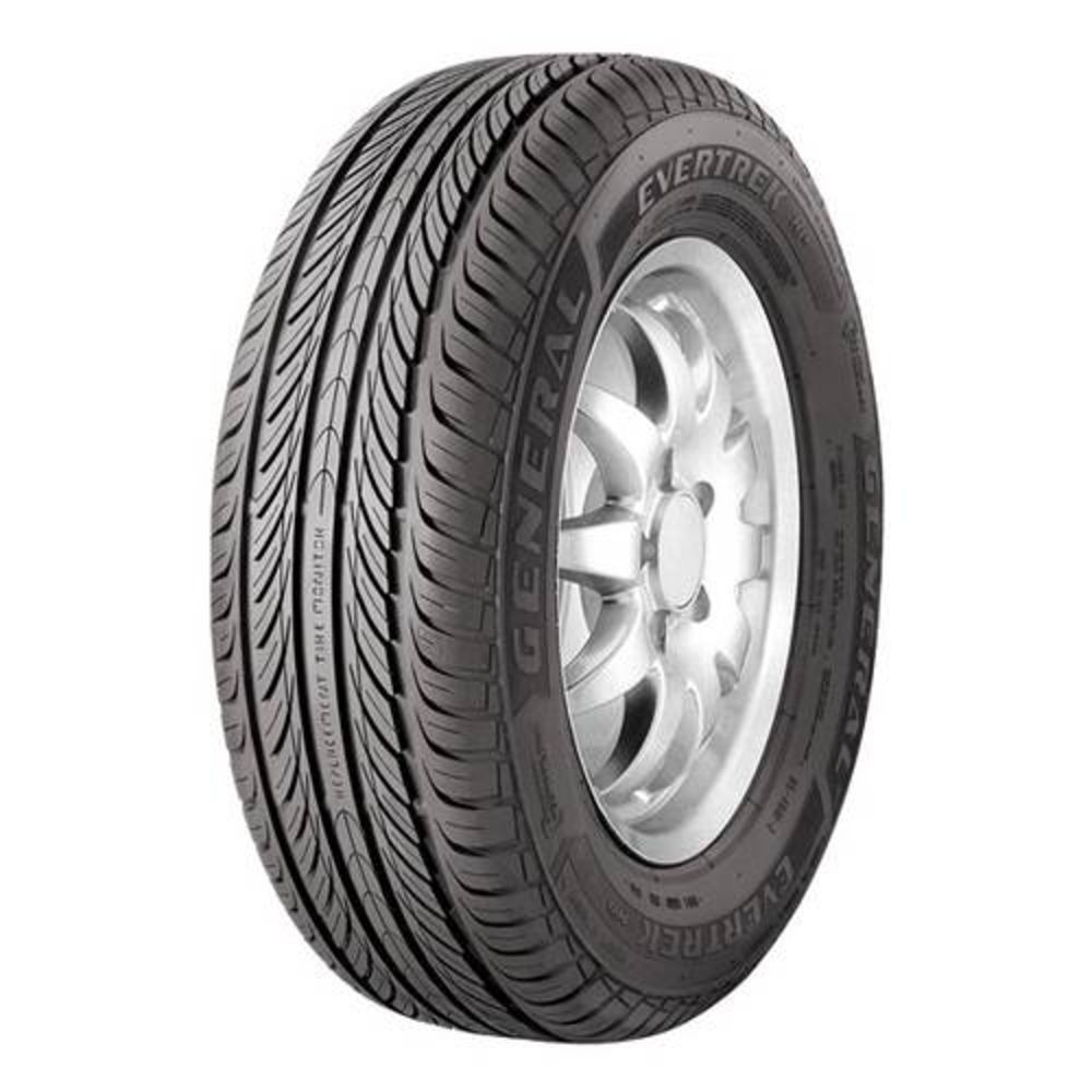 Pneu Aro 15 195/55R15 85H Evertrek General Tire By Continental
