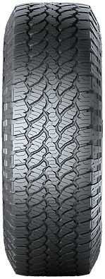 Pneu Aro 16 205/60R16 Grabber AT3 By Continental