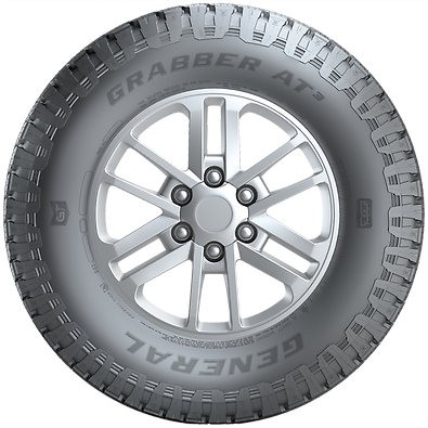 Pneu Aro 16 215/65R16 98T Grabber AT3 By Continental