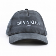 Boné Calvin Klein Jeans Aba Curva Marinho