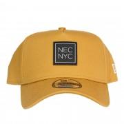 Boné New Era NEC NYC Marrom