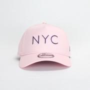 Boné  New Era NYC Rosa