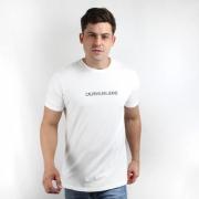 Camiseta Calvin Klein Jeans Basic White