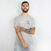 Camiseta Calvin Klein Jeans CK Cinza
