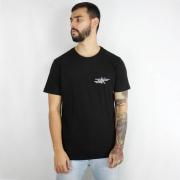 Camiseta Calvin Klein Jeans CK New York Preta