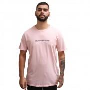 Camiseta Calvin Klein Jeans Classic Rosa