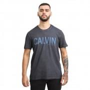 Camiseta Calvin Klein Jeans Logo Estonada