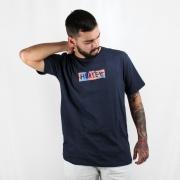 Camiseta Hurley Box Smoke