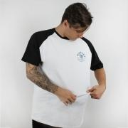 Camiseta Hurley Especial Tiger Branca/Preta