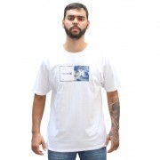 Camiseta Hurley Flower White