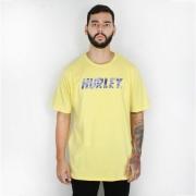 Camiseta Hurley Hypnosis Amarela