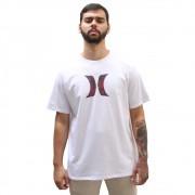 Camiseta Hurley Icon White