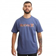 Camiseta Hurley  Logo Colors Blue