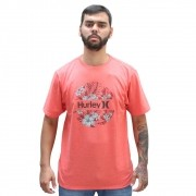 Camiseta Hurley Silk Crush Flora