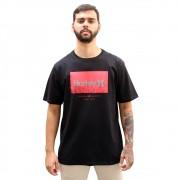 Camiseta Hurley Silk Disorder Black