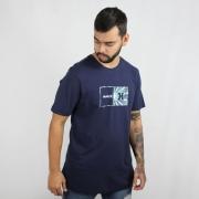 Camiseta Hurley Silk Effect Marinho