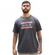 Camiseta Hurley Silk Free Mescla