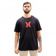 Camiseta Hurley Silk Logo Black