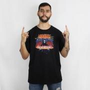 Camiseta Hurley Silk Reaper