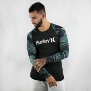 Camiseta Hurley Surf Tee Manga Longa Sublime