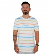 Camiseta New Era Color Strip