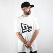 Camiseta New Era Flag Branco