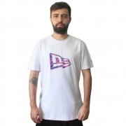 Camiseta New Era NE Branca