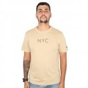 Camiseta New Era NYC Kaki
