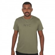 Camiseta New Era NYC Verde