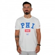 Camiseta New Era PHI 76ears