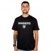 Camiseta New Era Raiders Team