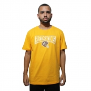 Camiseta New Era Redskins Amarela