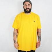 Camiseta Thug Nine Basic Amarela