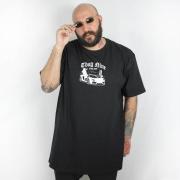 Camiseta Thug Nine Lamborghini Preta