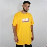 Camiseta Thug Nine Tetris Amarela