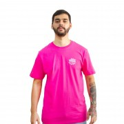 Camiseta Vans Authentic Off The Wall Pink