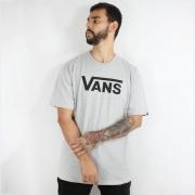 Camiseta Vans Classic Cinza