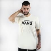 Camiseta Vans Classic Creme