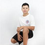 Camiseta Vans Juvenil Postage Wally