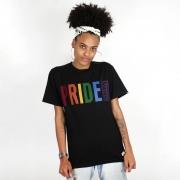 Camiseta Vans Logo Pride