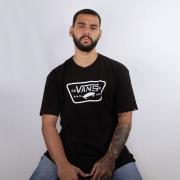 Camiseta Vans NY Preta