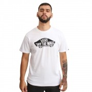 Camiseta Vans Off The Wall Branca