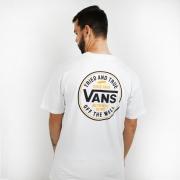 Camiseta Vans Tried True Branca