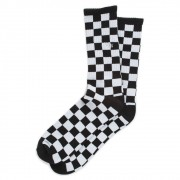 Meias Vans Checkerboard Crew