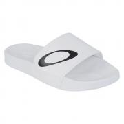 Slide Oakley Malibu Branco